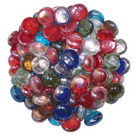 Decorative Glass Pebbles For Vases by Stoned 174 Decorative Glass Pebble Stones Vase Nuggets