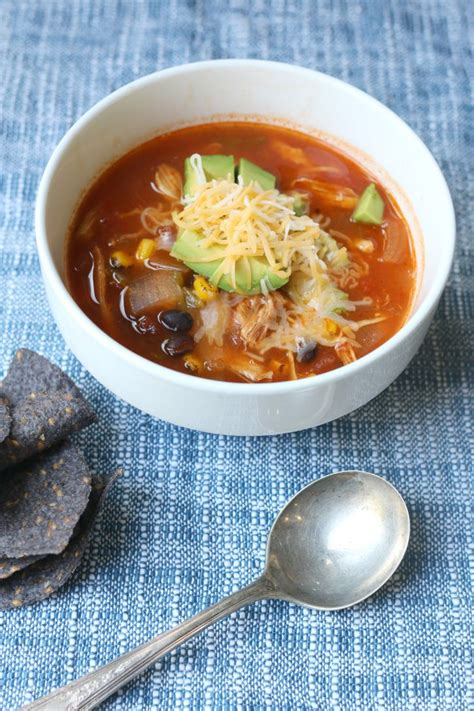 come home to your favorite soup of the day and hearty soup bisque and chowder recipes books cooker chicken tortilla soup