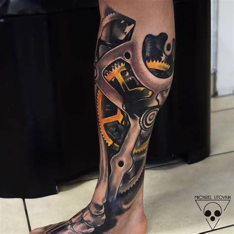 biomechanical lion tattoo 333 best biomechanical tattoo images on pinterest tattoo