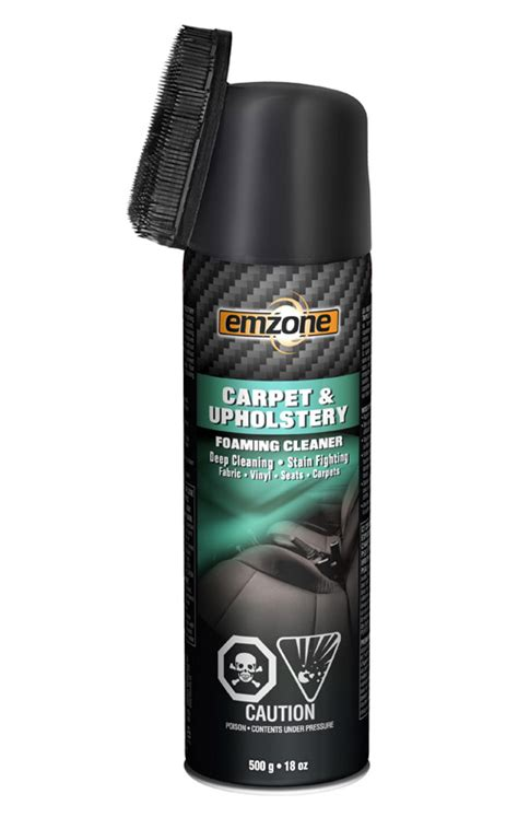 upholstery deep cleaner emzone car truck home carpet upholstery deep foaming