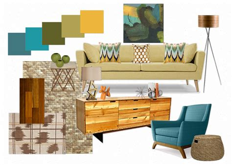 furniture color ideas moody monday mid century modern inspired living room