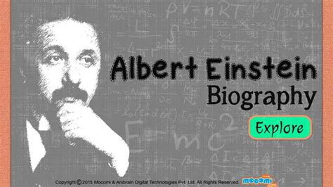 biography of great scientist albert einstein 48 best images about short biographies for kids on
