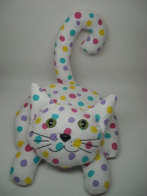 cat pattern cute kitty stuffed animal pdf 17 best images about cat patterns on pinterest