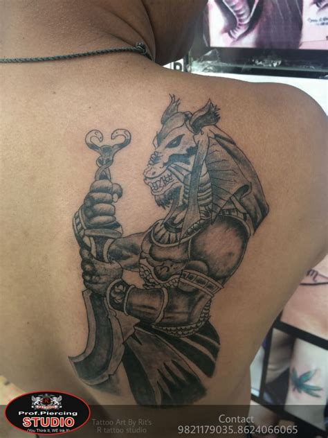 r tattoo anubis r studio askideas