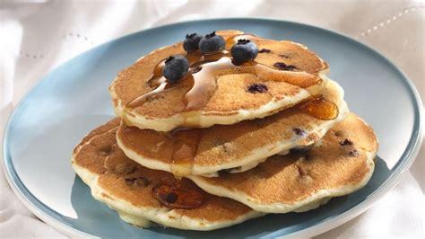 blueberry pancake recipe blueberry pancakes cooking for 2 recipe bettycrocker