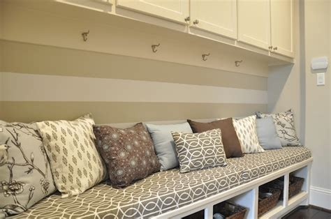 mudroom bench cushions 300 best images about kitchen nook to mudroom on pinterest shelves cubbies and hooks
