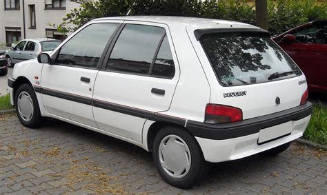 Peugeot 106 Wiki File Peugeot 106 Rear 20090730 Jpg