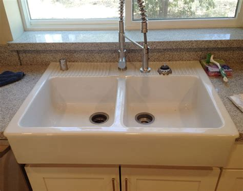 Ideas For On Top Of Kitchen Cabinets by Making A Domsjo Kitchen Sink Legal In California Ikea