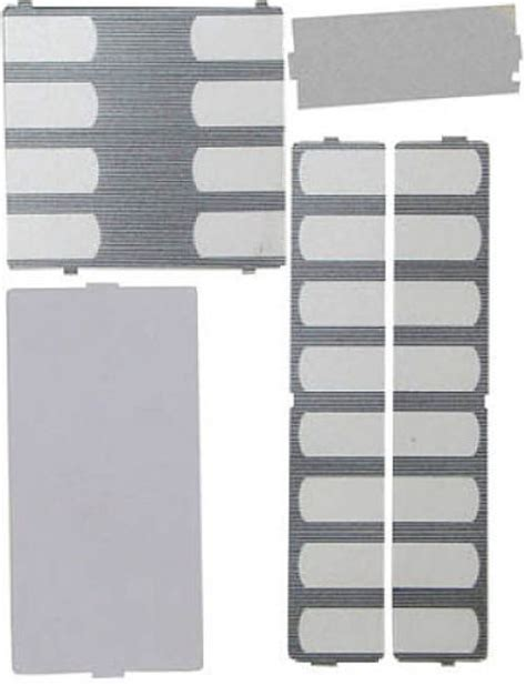 nortel t7316 label template nortel networks phone plastic overlay plates pack t7316 t7316e charcoal new ebay