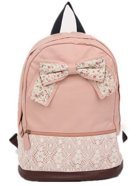 Girly Backpack backpacks www imgkid the image kid has it