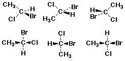 Chapter 6 notes R 2 Chlorobutane Fischer Projection