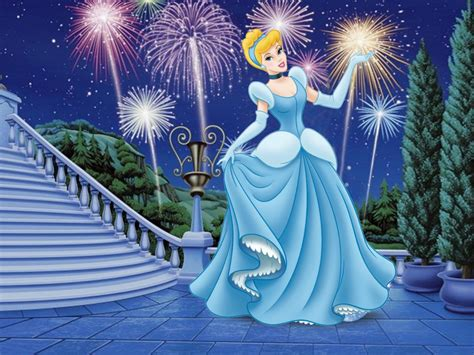 disney princess cinderella love story cartoon foto