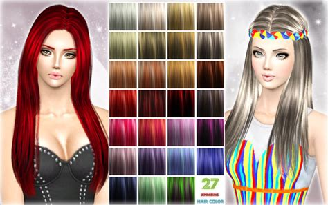 hair color to download for sims 3 cc jennisims my weblog