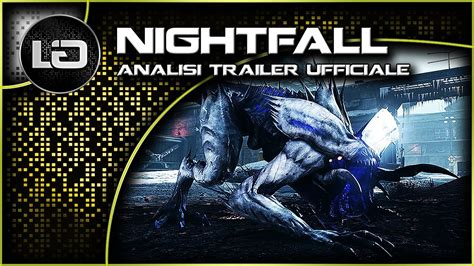 the lost trailer ita cod ghost dlc 1 estinzione nightfall trailer ufficiale