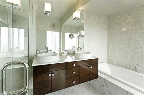 Floating Vanities For Small Bathrooms by How To Take Advantage Of Floating Vanities To Make