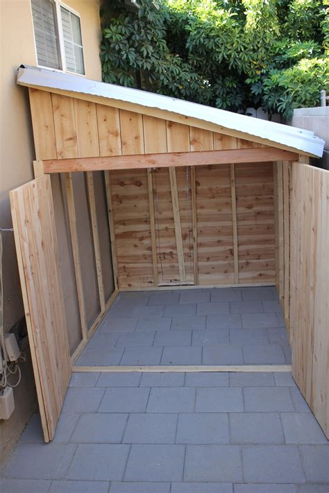 ana white lawn  garden shed diy projects