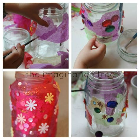 How To Make A Paper Jar - 24 best images about beavers ideas on for