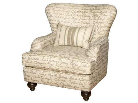 talsma furniture living room parlor accent chair 1918