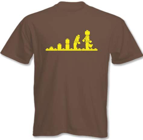 Spike T Shirt For Mens evolution of lego mens t shirt ebay