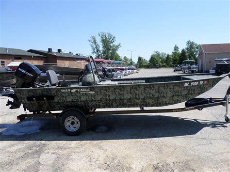 used war eagle boats for sale boats - Used War Eagle Boats
