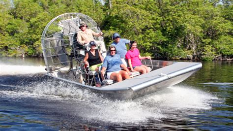 everglades boat tour times everglades airboat tours more captain jack s airboat tours