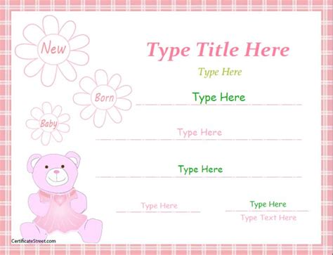 Baby Birth Records New Baby Certificate Pictures To Pin On Pinsdaddy