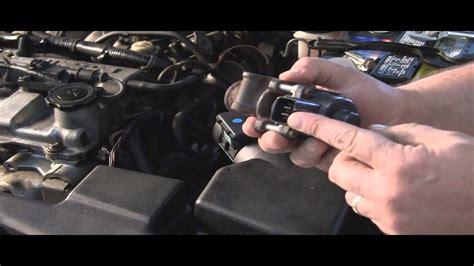 clean  change egr valve mazda protege