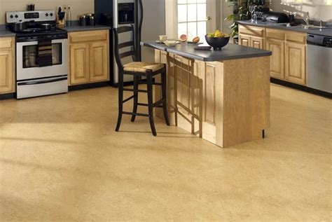 cork kitchen flooring pictures of cork flooring in kitchens beautiful and