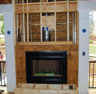 fireplaces  porches professional deck builder