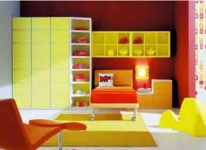 modern room from italian company
