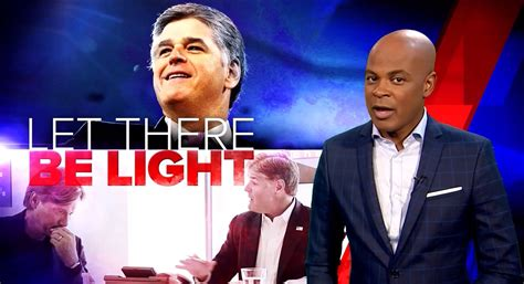 hannity let there be light hannity on 700 being interviewed by pat