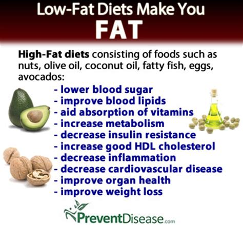 healthy fats blood sugar why low diets make you