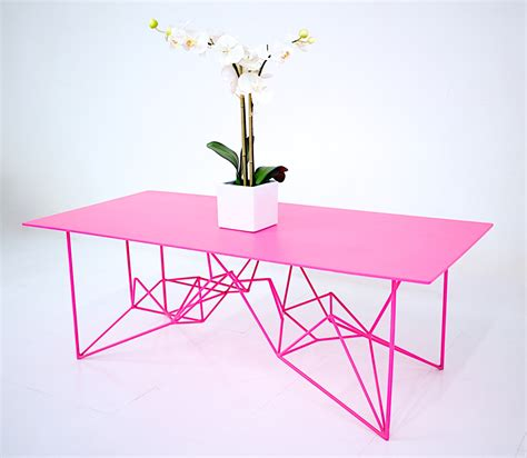 Pink Coffee Table The Pink Coffee Table Extraordinaire Adorable Home