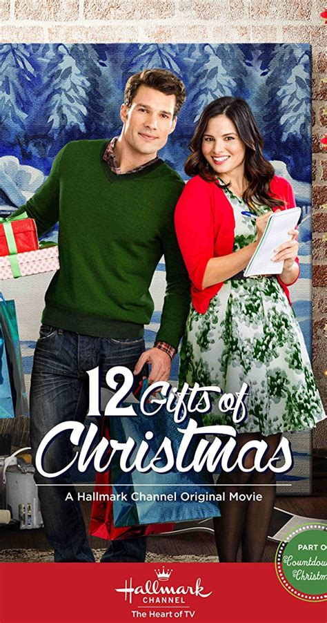 12 gifts of christmas tv movie 2015 imdb