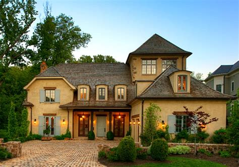 french country style homes a new house inspired by old french country cottages
