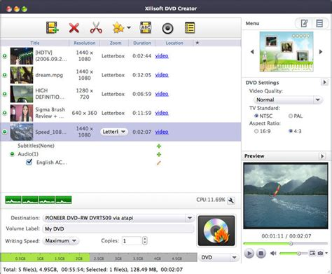 format dvd rw mac os x download xilisoft dvd creator for mac os x universal v7