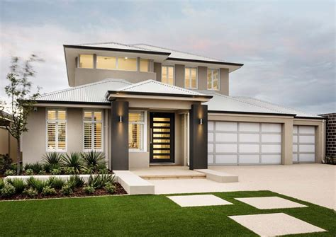 Townhouse Plans Narrow Lot colorbond roofing perth colorbond roof contractors