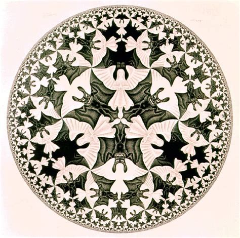 m pattern in c ho history overview how might m c escher have designed