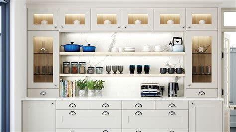 Kitchen Dresser Modern by Kitchen Furniture New Image Kitchens Large Showroom