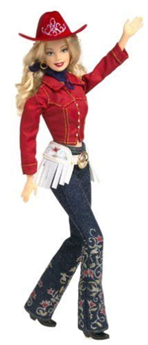Western Plains Doll Collector Edition 1 Western Chic Doll Collector Edition 2001 Is New