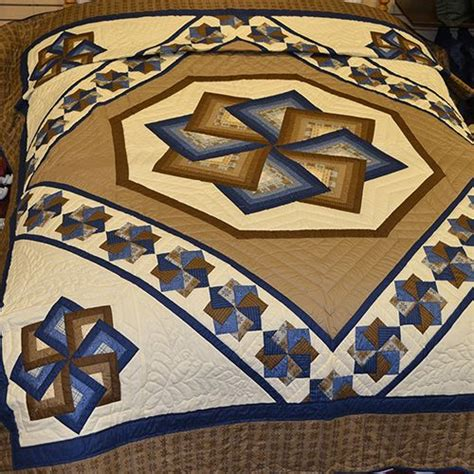 Amish Spin Quilt Pattern by Autumn Spin Quilt Quilting Spin