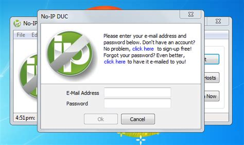 no ip using dynamic ip as static ip s on security