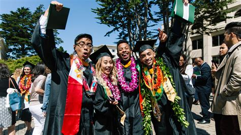 St Cloud State Mba Ranking by Usf Celebrates Winter Grads Of San Francisco