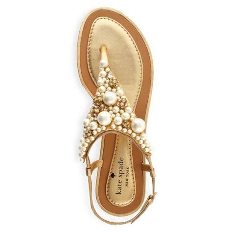 kate spade pearl sandals shoes shoes shoes pearl sandal fashion womens flats