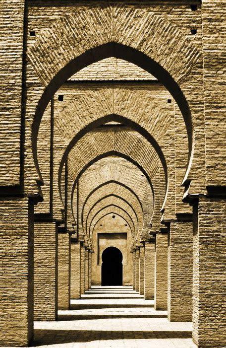 tin mal mosque arcade tinmel high atlas mountains morocco