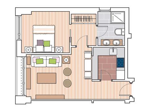 planos de casas pequenas pictures to pin on pinterest planos y presupuesto de la reforma un piso de 60 m2 con