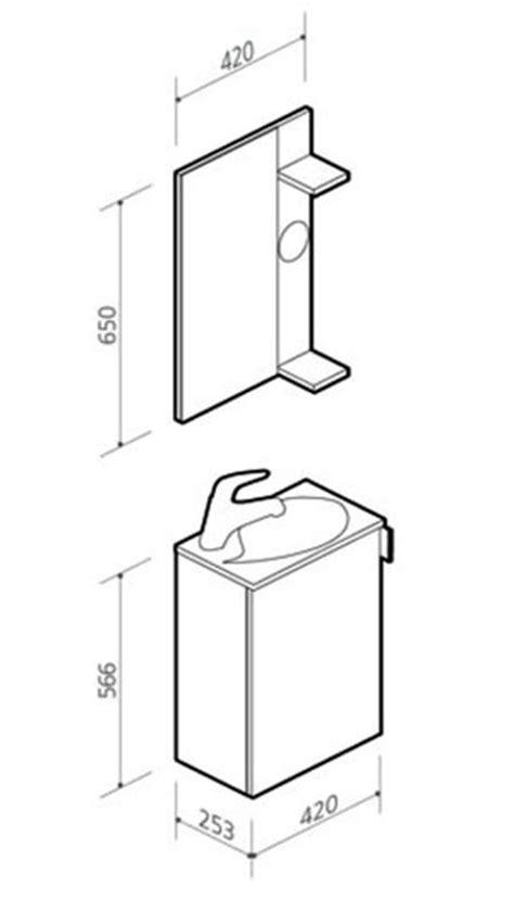 Bidet Zeichnung by Badm 246 Bel G 228 Ste Wc Oporto Waschbecken Waschtisch