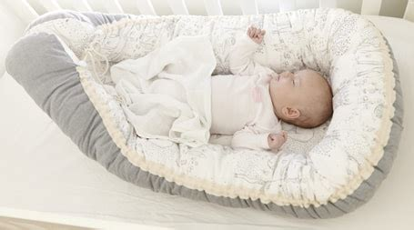 lit co sleeping co sleeper nest nordicnuss collerette