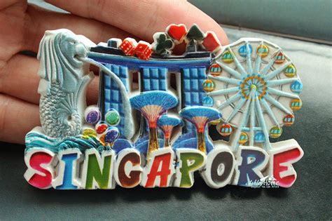 Craft Paper Singapore - singapore merlion park marina bay sands tourist travel
