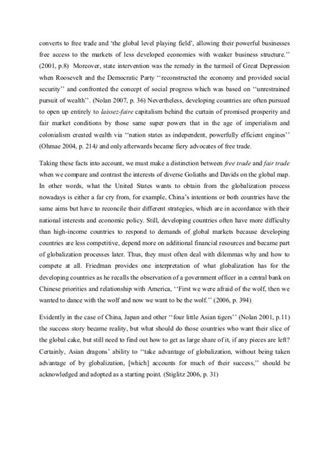 Globalisation Essay by Essay On Globalisation Globalization Essays Globalisation Essay Essay About Globalization